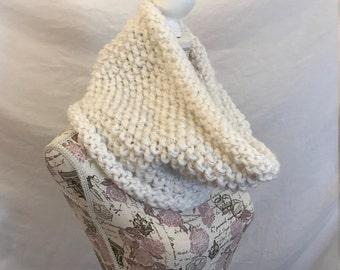 Short Knit Cowl