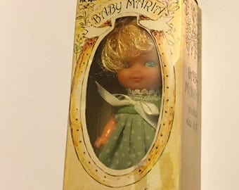 Vintage Baby Maria pocket sized friend