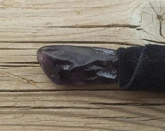 Crystal wand, harry potter wand, wiccan wand, shaman wand, pagan wand, witches wand, gemstone wand, copper wand, healing wand, shaman staff