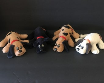 Vintage 1980s Newborn Pound Puppies