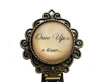 "Fairy Tale ""Once Upon a Time.."" Bookmark"