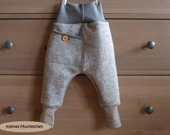"""warm wool pants, trousers """"Ole"""""""