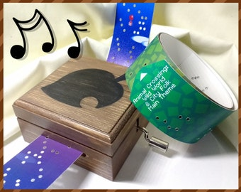 Animal Crossing Music Box Set
