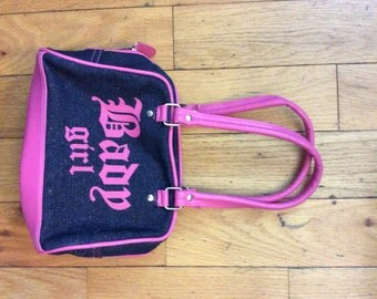bb girl purse