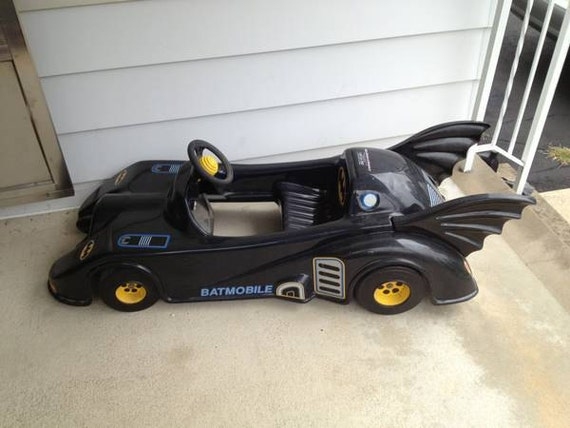 Power Wheels Batmobile 1989
