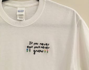 Robbers Embrodiered T-Shirt