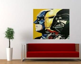 Super Hero painting by Kampon,Super Hero painting, oil painting of super hero