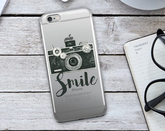 Photography iPhone Case - Photographer iPhone Case - Smile iPhone Case - Photographer - Photography - Smile - iPhone Case - Phone Case
