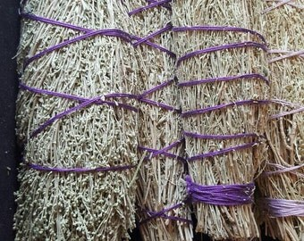 Lavender Smudge Bundle (approximately 8 inches by 3 inches)
