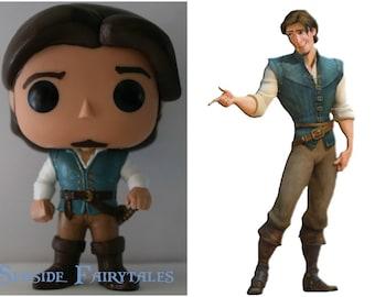 Flynn Rider Custom Funko Pop ~ Made to Order