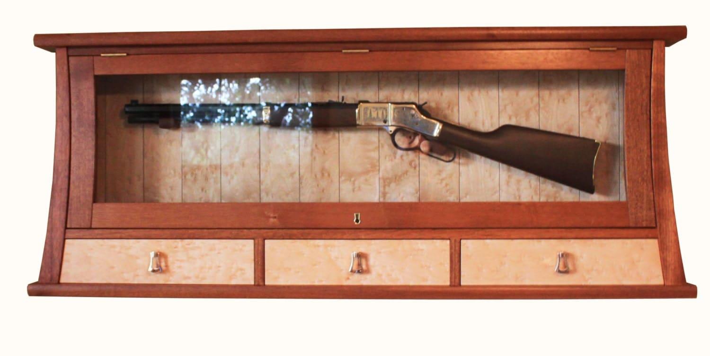 Custom gun display case bing images - Custom display cabinets ...