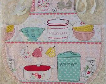 SALE! Girls & ladies apron