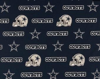 Dallas cowboy nfl  football navy curtain valance