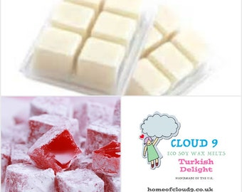 Turkish Delight Soy Wax Melt