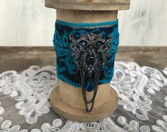 Bracelet, bracelet, shabby, retro, vintage