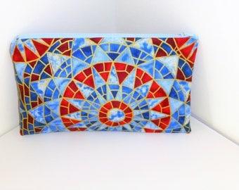 Sun Tarot Bag, Sun Tarot Card Bag, Tarot Card Pouch, Sun Tarot Card Wallet, Tarot Card Pouch, Celstial Tarot Wrap, Sun Tarot Bag