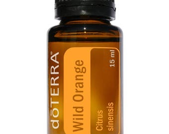 doTERRA Wild Orange Essential Oil - 100% Pure