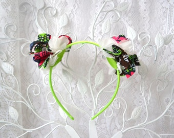 "Headband ""flower cake"""
