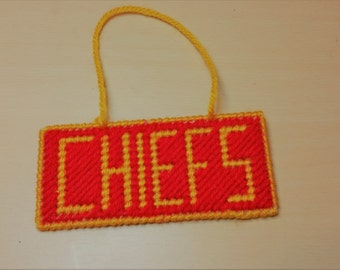 Kansas City Chiefs Ornament