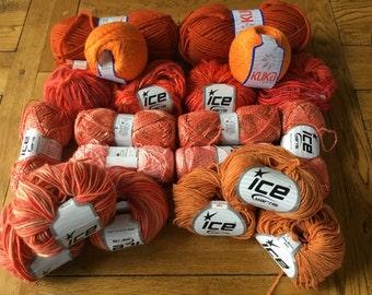 Yarn, Wool, Knitting Wool, Weaving Yarn, Ice Yarn, Kuka Yarn