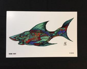 Frigart Shark by Max Marl