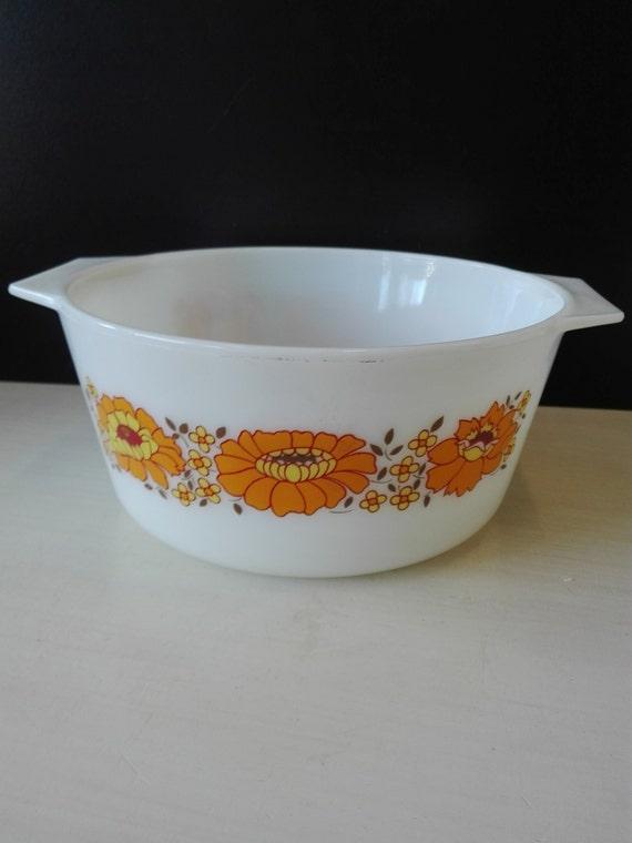 JAJ flowered bowl, nr 555