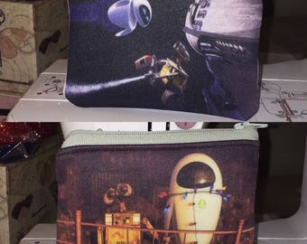 Walle coin/card pouch