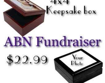 ABN Fundraiser Keepsake/Jewelry Boxes