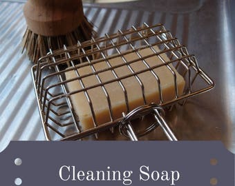 Cleaning soap - for dishwashing, laundry and more