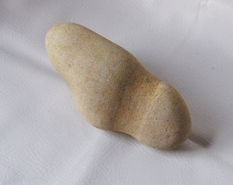 Native American Indian Stone Tool With Full Groove, Authentic Stone Axe Head, Found in Southern MD in 1960s