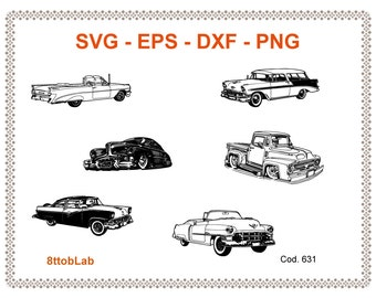car SVG Cutfile