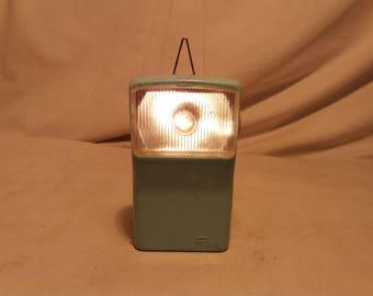 Vintage 1980's Plastic  Flashlight