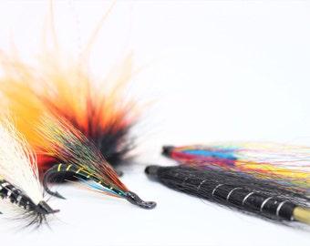Salmon Fly Box (5 Flies)