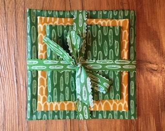Beeswax Fresh Wraps - Starter Trio