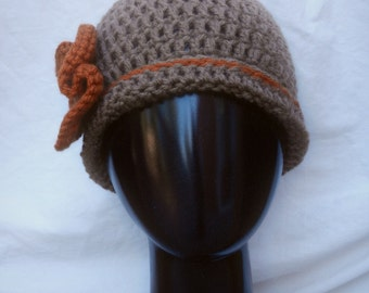 Vintage Inspired 20's Hat