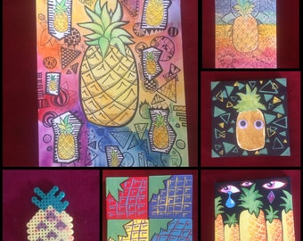RESERVED: Jills Pinapple Pack