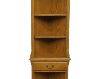 THOMASVILLE American Oak Corner Bookcase 18941-819