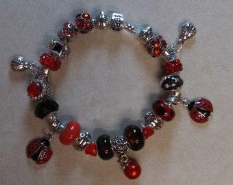 Lucky Ladybug Bracelet