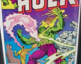 Vintage 1982 The Incredible Hulk No. 276 Return Of The U-Foes  VG-VF  Condition  Vintage Marvel  Comic Book