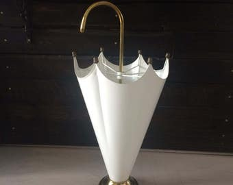 Vintage umbrella stand umbrella stand umbrella Art Deco home decor