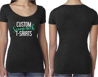 Set of Mr. and Mrs. T-shirts / Custom t-shirts / Custom