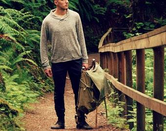 Finlayson Sweater-Thread Theory-Sweater Pattern-Sweatshirt Pattern-Hoodie Pattern-Mens Sweater-Mens Hoodie-Classic Hoodie-Paper Pattern