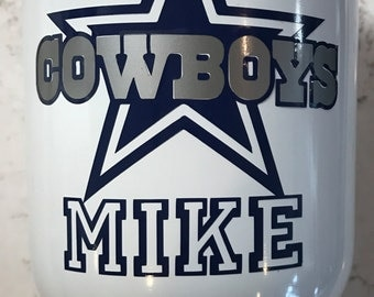 Dallas Cowboy Decal