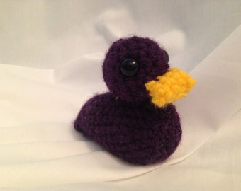 Ducks Crocheted Ducks Plush Ducks  Stuffed Ducks Amigurumi Ducks Crochet Animals Duck Stuffed Bird Crochet Bird