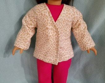 """Dixie-crafted 3 Piece outfit outfit is designed to fit 18"""" Dolls including those from the American Girl Company"""