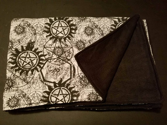 Lightweight Supernatural Blankets 2