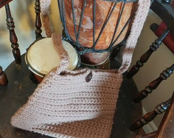 Upcycled Knit Purse