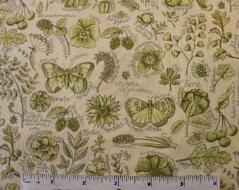Garden Notes by Kathy Schmitz for Moda 6090-16