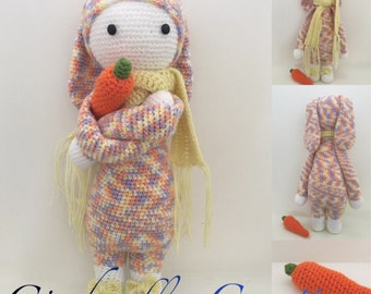 Made to Order - Crochet Bella Bunny