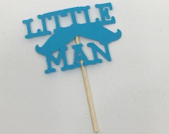 Little man topper